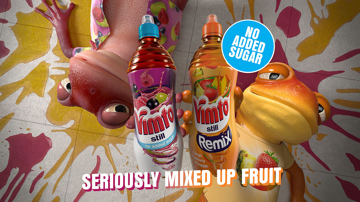 Vimto Launches New Remix Range